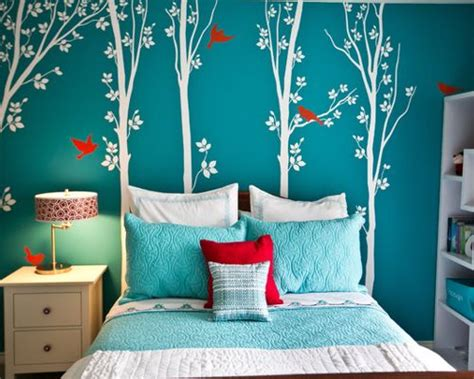 Best Turquoise Girls Bedroom Design Ideas & Remodel