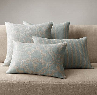 Restoration Hardware Living Room Pillows by Pillows Throws Restoration Hardware Inspired By