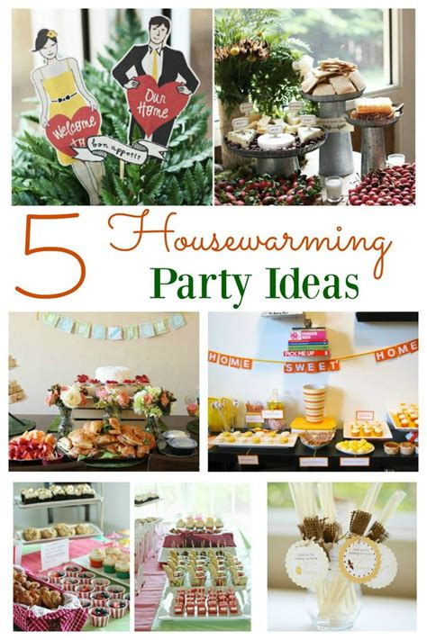 Apartment Warming Food Ideas by Best 25 Housewarming Themes Ideas On