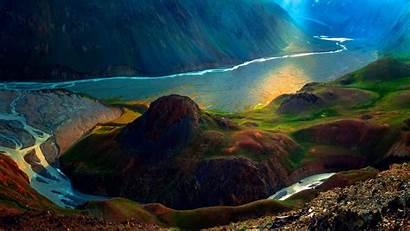 Bing Summer Himalayan Daily River Alamy Mountain