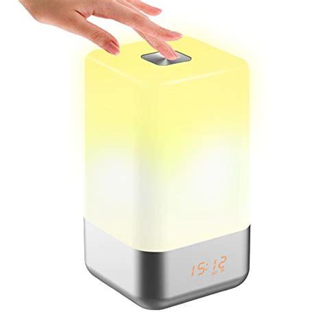 bedside touch l tecboss bedside l up light w simulation