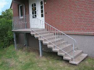 Treppenstufen Außen Beton : treppe aussen haus eingang podest naturstein granit beton stufe tritt beige ebay ~ A.2002-acura-tl-radio.info Haus und Dekorationen