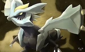Pokemon: Kyurem by mark331 on DeviantArt