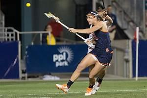 Syracuse Women's Lacrosse: Kayla Treanor, Nicole Levy Earn ...