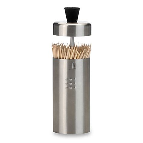 berghoff orion toothpick holder bed bath