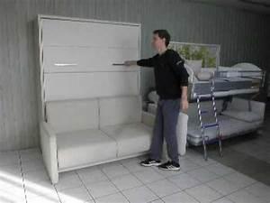 Schrankbett Mit Sofa Günstig : schrankbett wandbett mit sofa wall bed wandbett mit sofa youtube ~ Bigdaddyawards.com Haus und Dekorationen