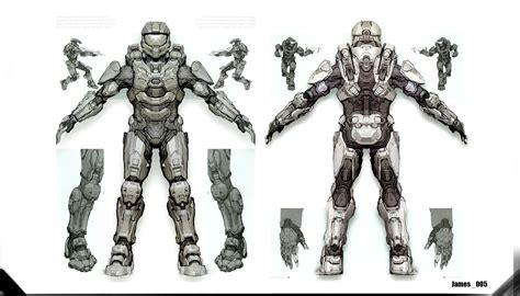Halo 4 Master Cheif Armor Concept Master Chief Concept