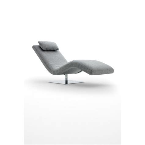 chaise salon design chaise longue dans salon