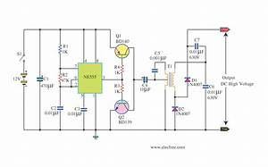 Cheap High Voltage Low Current Dc To Dc Inverter Circuit