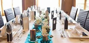 Deko Für Hochzeitstisch : tischdeko in braun weddix ~ Markanthonyermac.com Haus und Dekorationen