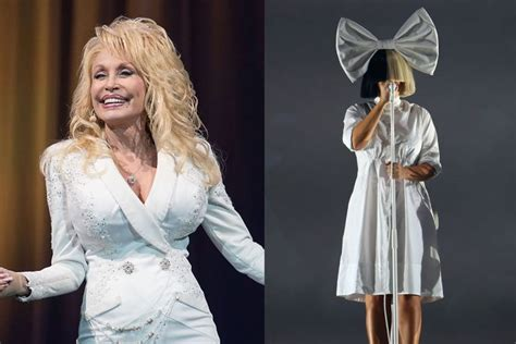 Sia And Dolly Parton Join Forces For Revamped 'here I Am