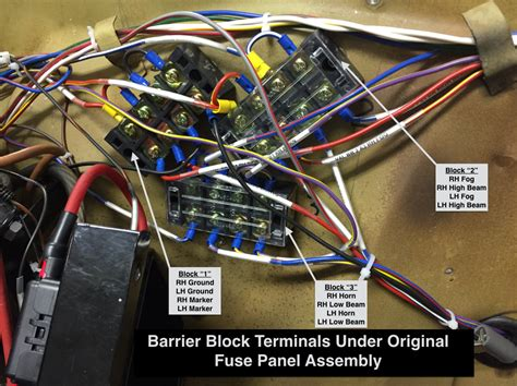 New Wiring Harness Connectors Valve Chatter