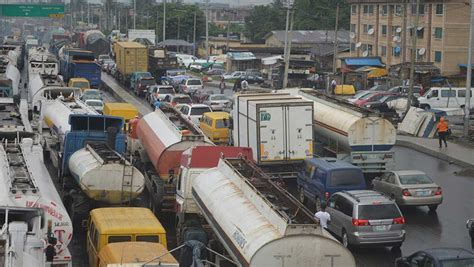 'Converting Lilypond to truck park will not solve Apapa ...