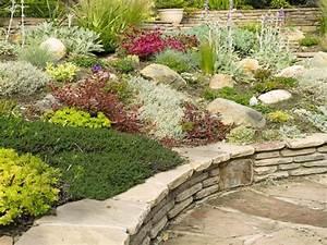 Gartengestaltung Mit Steinen : gartengestaltung mit steinen tipps f r den steingarten gartengestaltung garten ~ Watch28wear.com Haus und Dekorationen