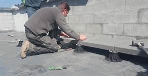 Dalle Sur Plots : installer des dalles en b ton sur plots d couvrez cet article mon pav ~ Farleysfitness.com Idées de Décoration