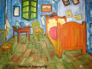 Chambre De Gogh Tableau by Chambre De Van Gogh