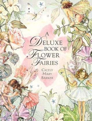 deluxe book  flower fairies  cicely mary barker