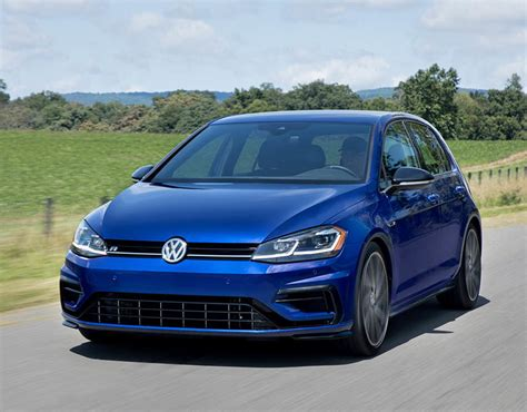 Vw Golf R Modifications by Volkswagen Golf R 2018 Revealed In Pictures Pictures