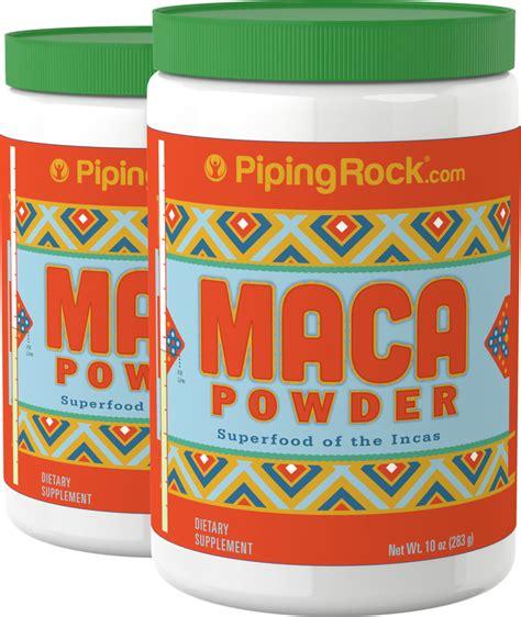 Maca Powder Inca Superfood 3 Bottles x 10 oz (283 g ...