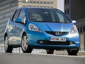 2009 Honda Jazz   Motor Desktop