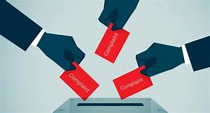 Addressing Complaints