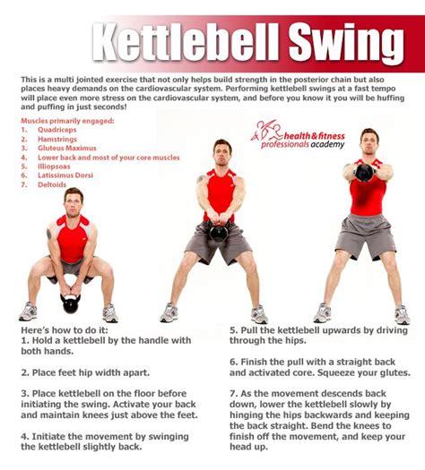 kettlebell workout swing swings kettle training challenge technique benefits proper core circuit routines bells kettlebells exercise cardio deadlift
