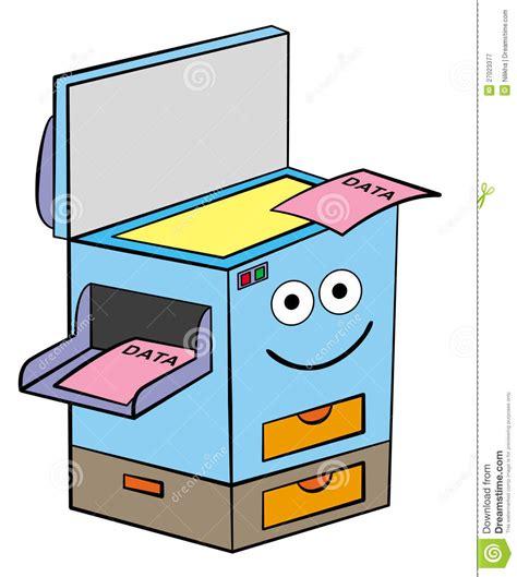 Xerox Machine Royalty Free Stock Photography - Image: 27023377