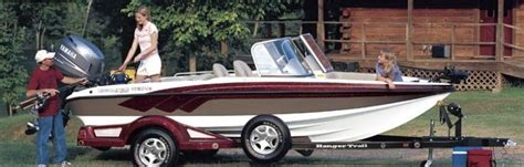 Ranger Boats Nd by Research Ranger Boats Ar 1750 Reata Fish And Ski Boat On