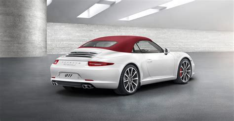 2018 Porsche 911 Carrera Cabriolet Price 97300