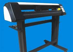 Graphic Sticker Cutting Plotter Machine   Vinyl Sticker