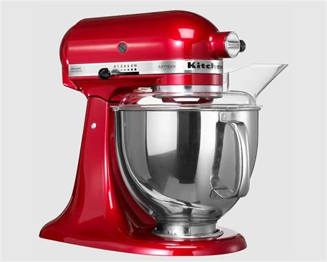 kitchen aid artisan accessories 4 8 l kitchenaid artisan stand mixer 5ksm175ps official 4968