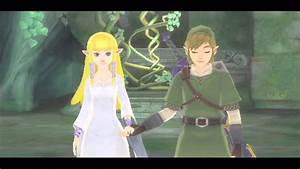 Reuniting with Zelda (Skyward Sword) - YouTube