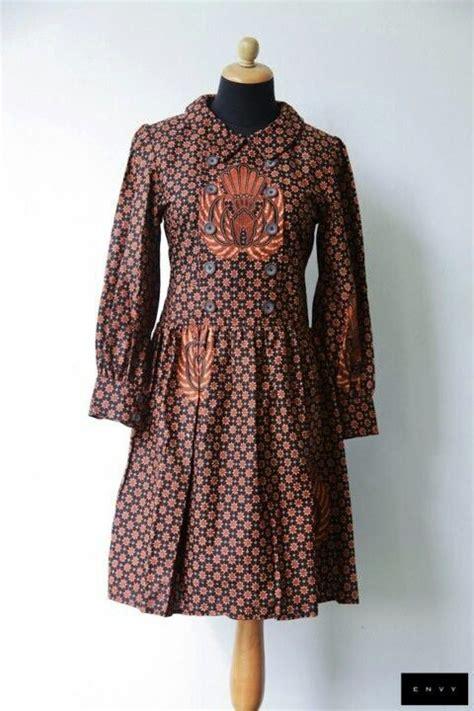 kain batik  pakaian wanita modern nunik utami
