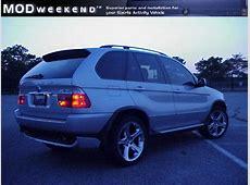 X5 Rear Fog Lights NOT BUT Rear ParkingBrake