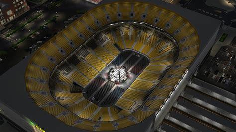 TD Garden Virtual Venue™ by IOMEDIA