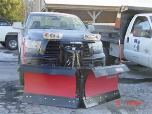 7 U0026 39 6 U0026quot  Mvp Plus V Plow Installed On Toyota Tundra