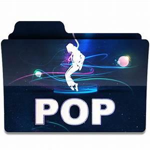 Pop 2 Icon | Music Folder Iconset | limav