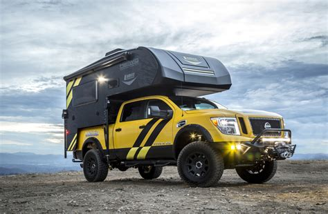this custom nissan titan xd will take you cing