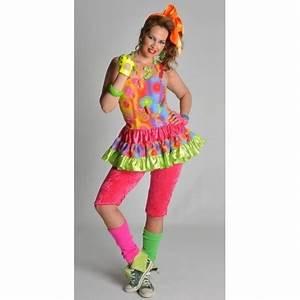 Robe Année 80 : d guisement disco freak robe ann es 80 femme ~ Dallasstarsshop.com Idées de Décoration