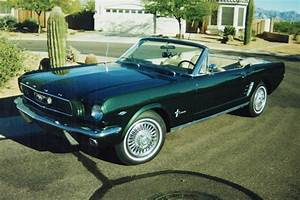 1966 FORD MUSTANG CONVERTIBLE - 21431