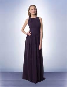bill levkoff bridesmaid dress bill levkoff 974 high neck chiffon bridesmaid gown novelty