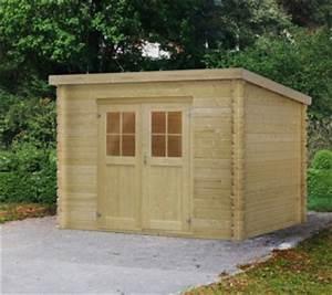 Mr Bricolage Abri De Jardin : cabane en bois mr bricolage ~ Edinachiropracticcenter.com Idées de Décoration