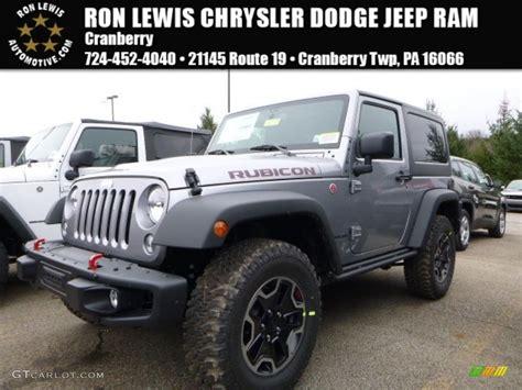 jeep rubicon silver 2016 billet silver metallic jeep wrangler rubicon hard