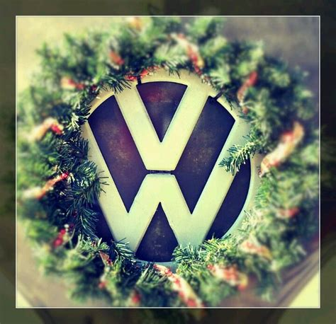 volkswagen christmas 87 best have a happy kombi christmas images on pinterest