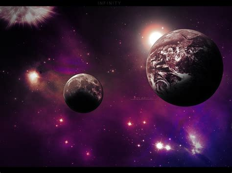 aesthetic dream space hd desktop wallpaper  preview