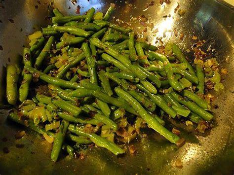 comment cuisiner des haricots verts comment cuisiner haricots verts frais