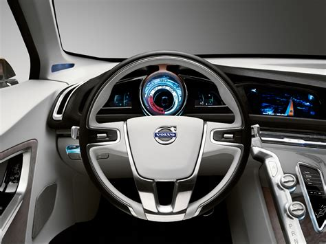 New Car Upholstery by New Volvo S60 Concept Revealed Ahead Of Detroit Auto Show