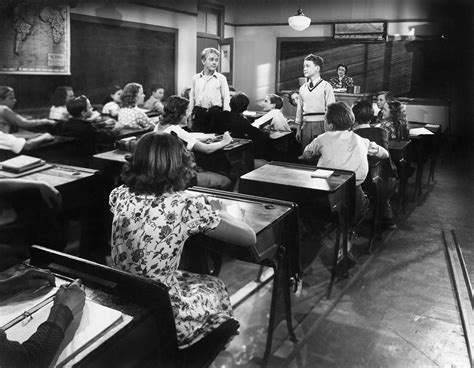 The traditional classroom works so why change it ...