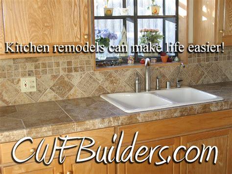 kitchen countertop tiles ideas ceramic tile kitchen pictures bloguez