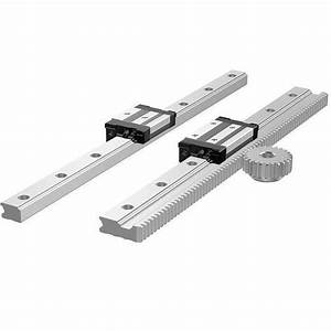 China Manual Linear Slide Rail With Heavy Duty For